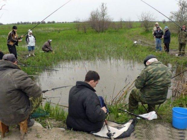 рыбалка на оке в новоселках